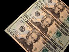 Free Cash Pattern Stock Image - 916771