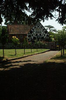 English Village Royalty Free Stock Photos