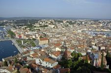 Free Old City Royalty Free Stock Photography - 919217