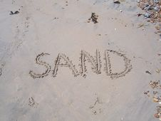 Free Sand Royalty Free Stock Photos - 919488