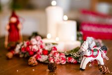 Free Christmas Ornaments Stock Photos - 91054253