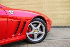 Free Ferrari Sports Car Royalty Free Stock Image - 91054566