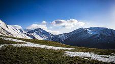 Free Mountain Slopes And Peaks Stock Photos - 91107613
