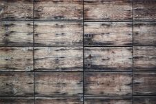 Free Close Up Of Rustic Wood Panels Royalty Free Stock Images - 91174649