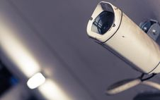 Free White And Gray Surveillance Camera In Macro Photography Royalty Free Stock Photography - 91253787