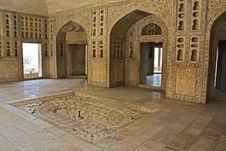 Free Musamman Burj At The Red Fort, Agra, India Royalty Free Stock Photography - 9132717