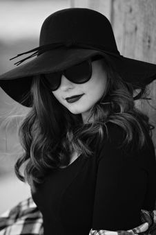 Free Eyewear, Black, Black And White, Monochrome Photography Stock Photos - 91370603