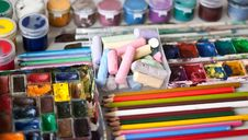 Free Items For Drawing Stock Image - 9143761
