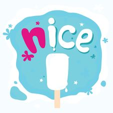 Free Nice Melting Ice Cream Royalty Free Stock Images - 91417229