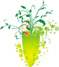Free Decorative Bouquet Stock Image - 9152411