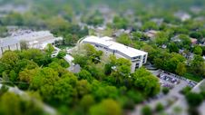 Free Tilt Shift View Of Buildings Royalty Free Stock Photo - 91520375