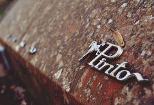 Free Pinto Car Emblem Stock Photos - 91629403