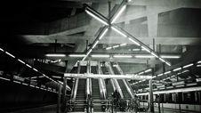 Free Subway Station Stock Image - 91631281