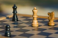 Free Chess, Games, Board Game, Indoor Games And Sports Stock Photography - 91631432