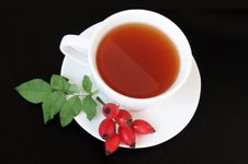 Free Rosehip Tea Royalty Free Stock Images - 91664869