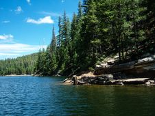 Free Knoll Lake Royalty Free Stock Image - 91754486