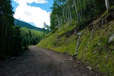 Free Inner Basin Trail Stock Photo - 91754930