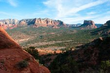 Free Cathedral Rock Trail No. 170 Stock Photo - 91755630
