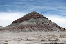 Free Blue Mesa 1 Stock Images - 91755814