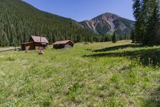 Free Inner Basin Trail No. 29 Stock Photography - 91756052