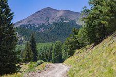 Free Inner Basin Trail No. 29 Royalty Free Stock Photos - 91756108