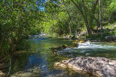 Free Fossil Creek Bridge Royalty Free Stock Photo - 91756205