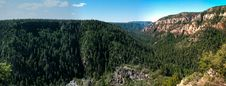 Free Oak Creek Canyon Stock Images - 91756354