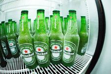 Free Fridge Full If Beers Stock Photography - 91759372