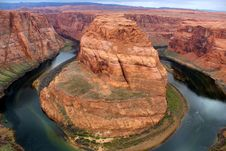 Free Grand Canyon Horseshoe Bend Stock Photo - 91759400