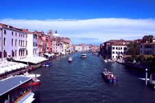 Free Canal Grande Stock Images - 91760774