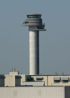 Free Airfield Control Tower Royalty Free Stock Photo - 91769005