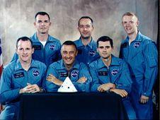 Free Apollo 1 Crew Stock Photo - 91770540