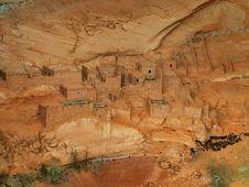 Free Betatakin Cliff Dwellings Stock Images - 91771564