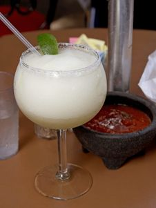 Free Blended Margarita Stock Photography - 91771802