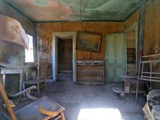 Free Bodie Ghost Town Royalty Free Stock Photos - 91771998