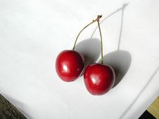 Free Cherry 19 Royalty Free Stock Image - 91773946