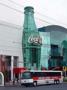 Free Coke World 3 Stock Image - 91775341