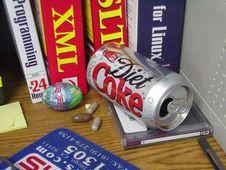 Free Diet Coke Stock Photography - 91775712