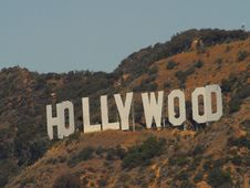 Free Hollywood Sign 2 Royalty Free Stock Images - 91779459