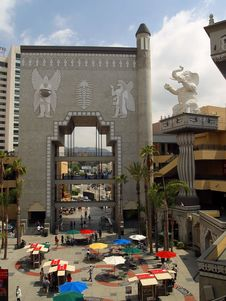 Free Hollywood And Highland Stock Photography - 91779462
