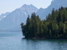 Free Lake Mcdonald Royalty Free Stock Images - 91780809