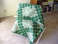 Free New Quilt Stock Image - 91783481
