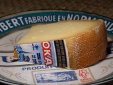 Free Oka Cheese Royalty Free Stock Image - 91783786
