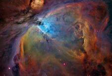 Free Orion Nebula Royalty Free Stock Photo - 91784015