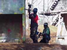Free Paintball 19 Stock Photo - 91784080