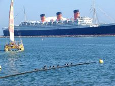 Free Queen Mary 4 Royalty Free Stock Image - 91785326