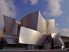 Free Walt Disney Concert Hall Stock Photography - 91791112