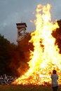 Free Midsummer Night Fire Royalty Free Stock Photo - 929895