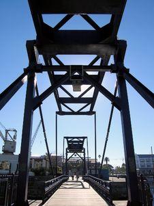 Free Bridge 1 Royalty Free Stock Photography - 920107