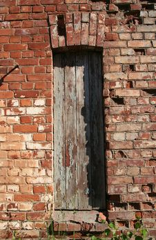 Free Old Window Stock Image - 920141